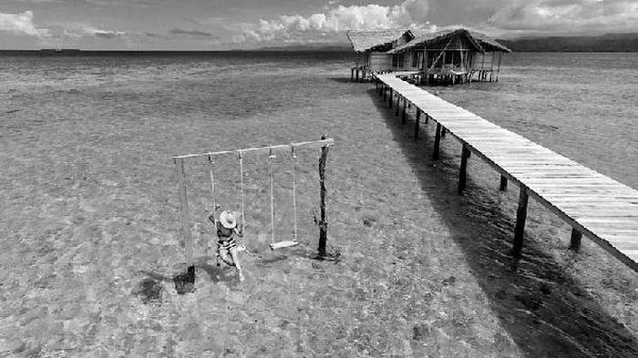 Keindahan Pulo Cinta Wartakota Suasana Keunikan Lokasinya Berada Teluk Tomini