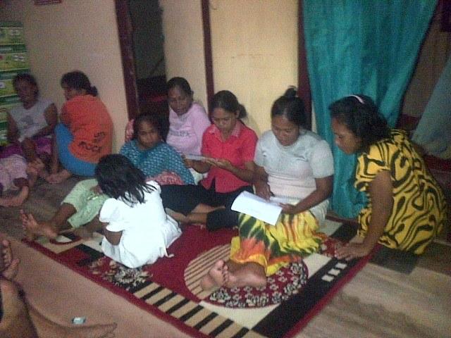 Kelompok Perempuan Pesisir Teluk Tomini Bolsel Siap Produksi Abon Degorontalo