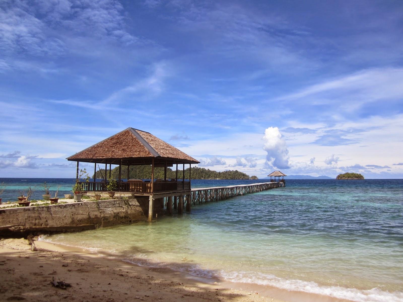 Kepulauan Togean Keindahan Alam Tersembunyi Teluk Tomini Sulawesi Tengah Kab