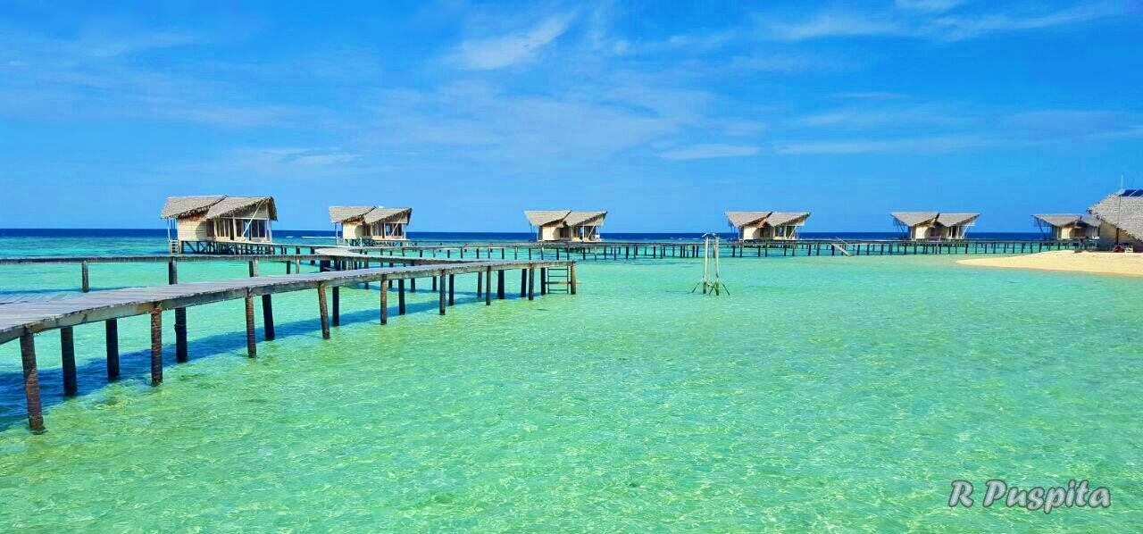 Live Adventure Pesona Pulocinta Gorontalo Petualangan Bersantai Terletak Teluk Tomini