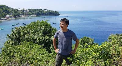 Menikmati Keindahan Pantai Biluhu Gorontalo Tora Bastem Pemandangan Bagus Dinikmati