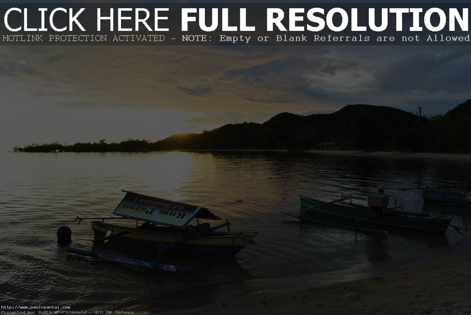 Pantai Balihutuo Pasirpantai Sulawesi Utara Bolihutuo Pesisir Teluk Tomini Gorontalo