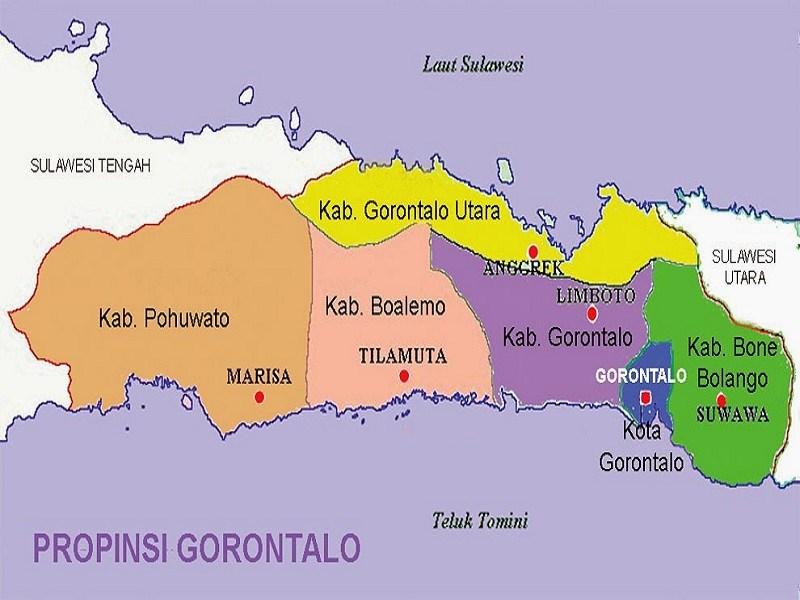 Pesona Indonesia Gorontalo Jpg Menjadi Pusat Pendidikan Teluk Tomini Kab