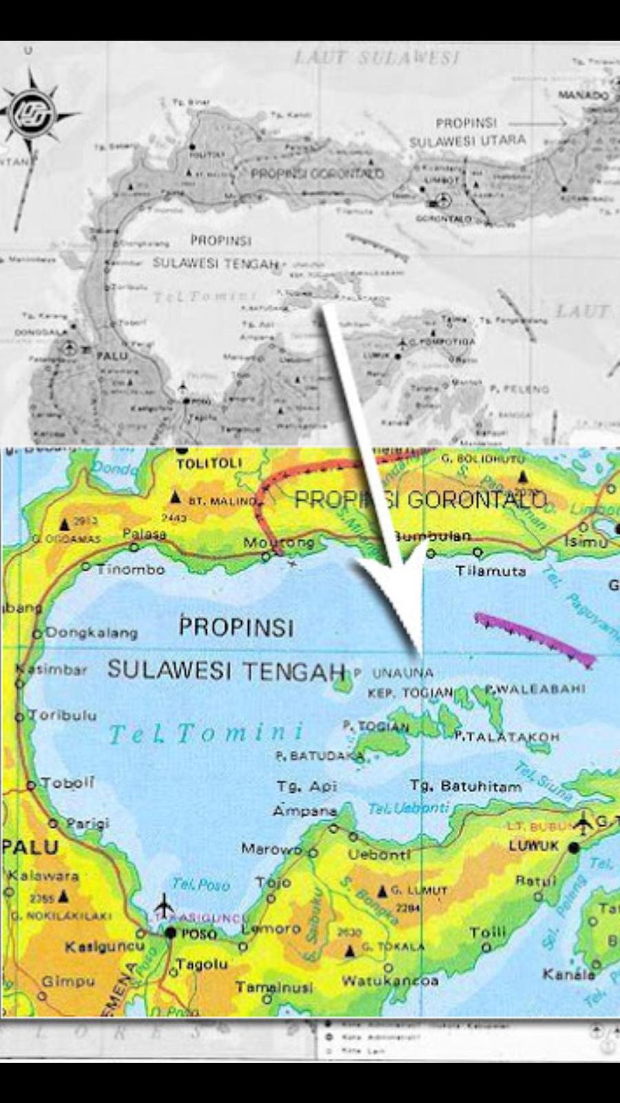 Pesona Teluk Tomini Togean Islands Koh Sumin Nikmati Keindahan Sulawesi