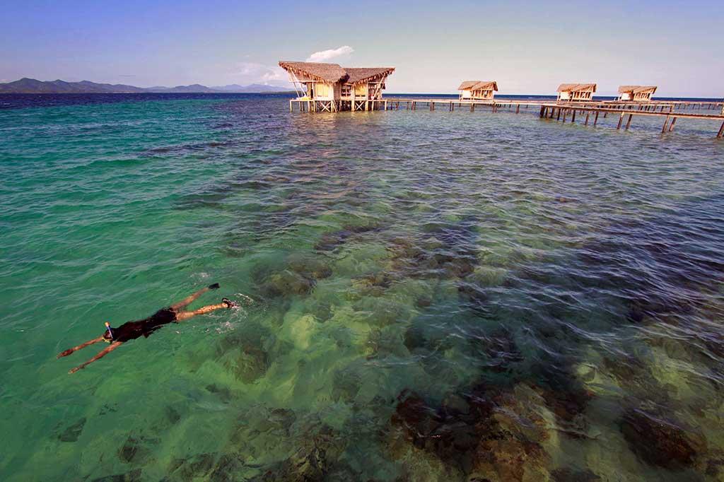 Photo Pesona Wisata Pulau Cinta Gorontalo Metrotvnews Foto Aerial Kawasan