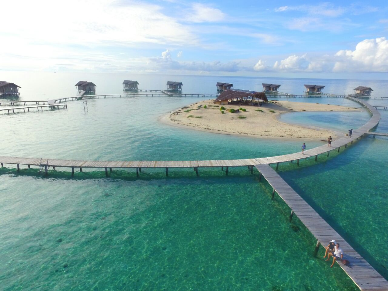 Pulau Cinta Maldives Gorontalo Indonesia Tukang Jalan Bagaimana Akses Pulo