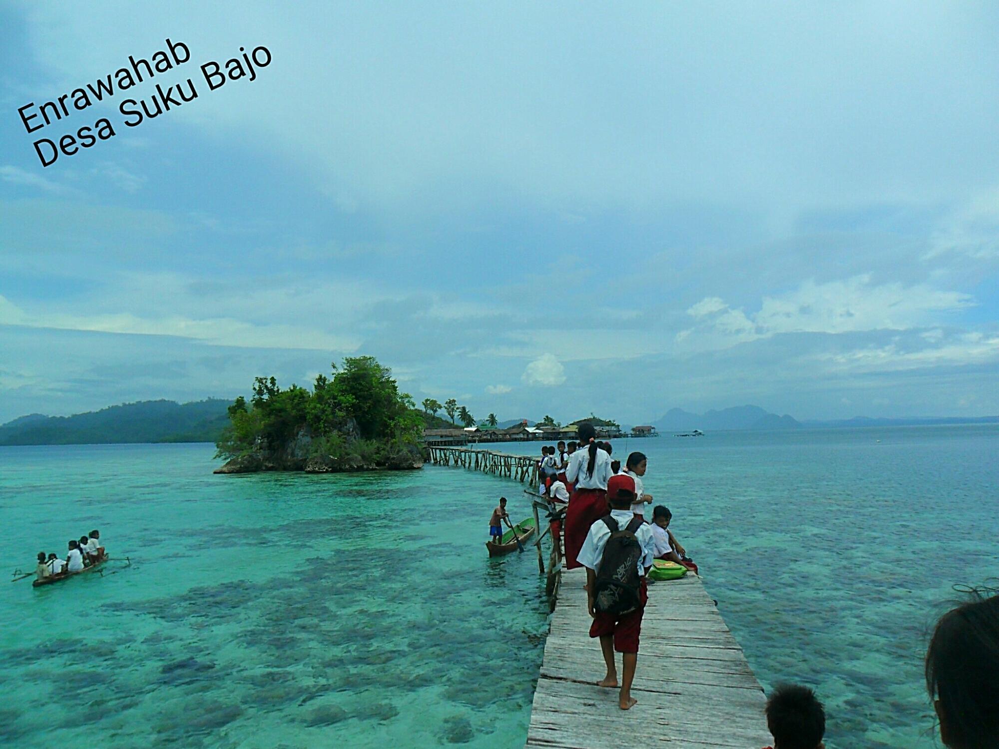 Resort Cottage Togean Islands Kepulauan Terletak Tepat Berada Tengah Teluk