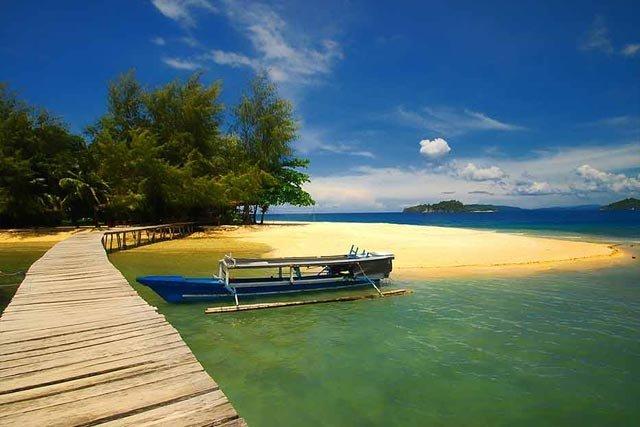 Taman Nasional Kepulauan Togean Keindahan Alam Terselip Teluk Tomini Kab