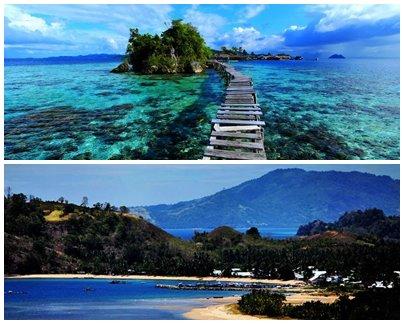 Teluk Tomini Jalan Aje Kab Gorontalo