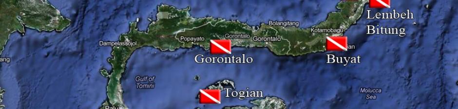 Teluk Tomini Sebuah Surga Tenggelam Indonesia Diving School Kab Gorontalo