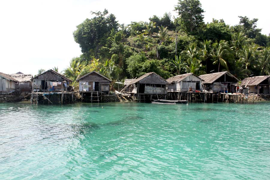 Tempat Wisata Gorontalo Boalemo Terletak Tepian Teluk Tomini Terkenal Ikan