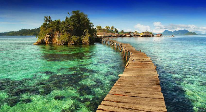 Wisata Teluk Tomini Desi Natalina Keindahan Tersembunyi Sulawesi Tengah Kab