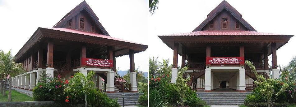 2013 Gorontalo Rumah Adat Wisata Kab