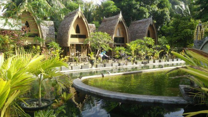 Desa Wisata Religius Bongo Gorontalo Rumah Adat Kab