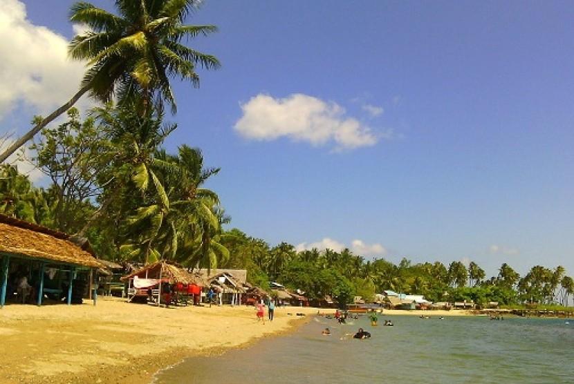 Gorontalo Punya Pusat Pelestarian Tanaman Adat Republika Online Pantai Botutonuo