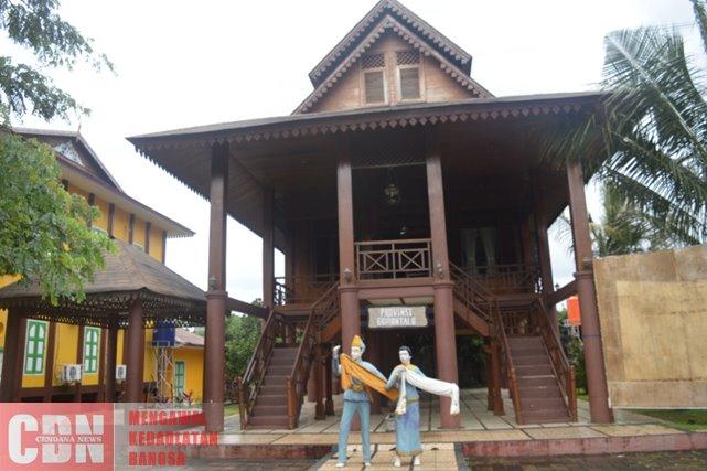 Gorontalo Surga Tersembunyi Gugusan Nusantara Cendana News Bangunan Utama Rumah