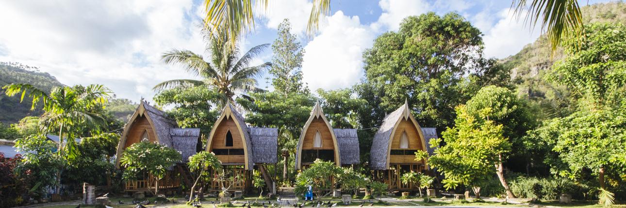 Mengenal Lebih Dekat Desa Adat Bubohu Gorontalo Indonesiakaya Wisata Rumah