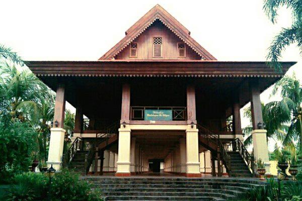 Papua Kebudayaan Daerah Rumah Adat Dulohupa Letaknya Kelurahan Limba Kecamatan