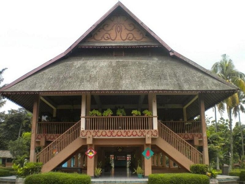 Pesona Indonesia Rumah Adat Pewaris Jpg Fit 800 600 Wisata
