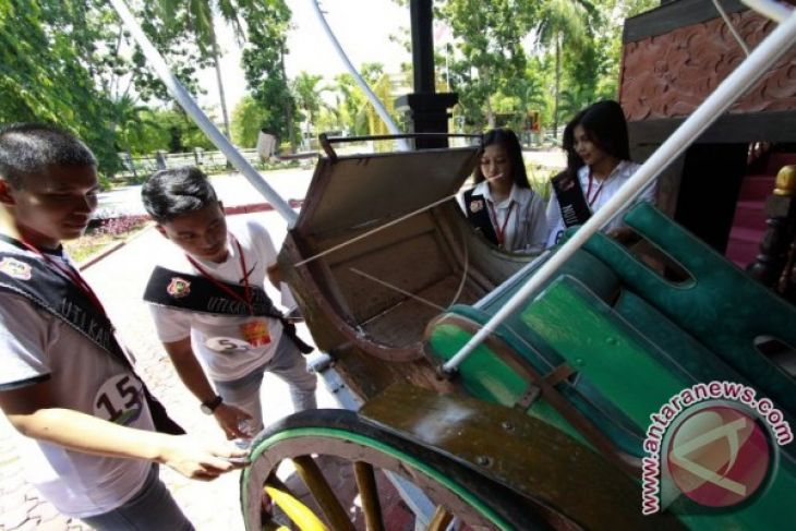 Promosi Pariwisata Gorontalo Melalui Jelajah Kota Antara News Wisata Rumah