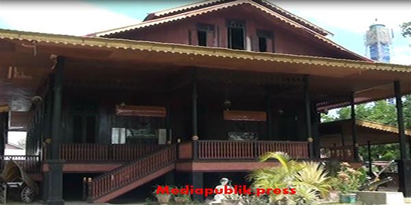 Rumah Adat Bandayo Poboide Gorontalo News Media Publik Mediapublik Press