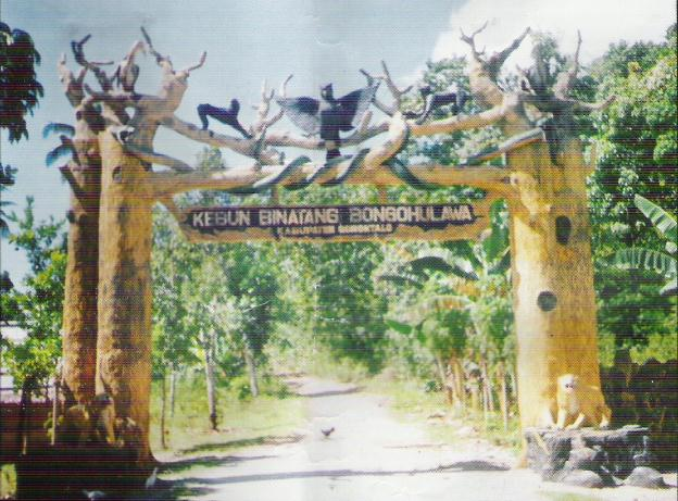 Wisata Kota Gorontalo Galeri Nusantara Pantai Pasir Putih Kecamatan Tilamuta