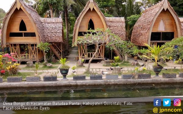 Wisata Religi Bongo Memikat Perwakilan 10 Negara Daerah Jpnn Gorontalo