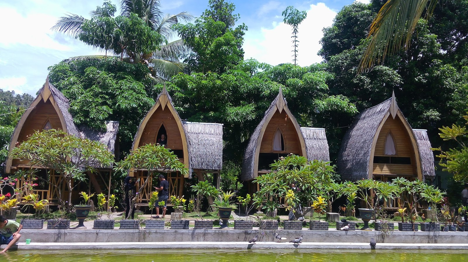 Wisata Religius Desa Bongo Gorontalo Happiness Seeker Oleh Temanku Septi