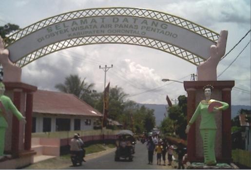 Wst Gorontalo Wisata Kota Rumah Adat Kab