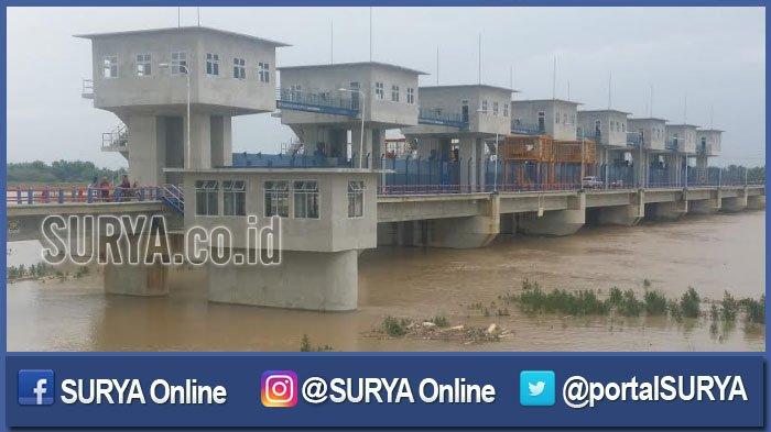 Bendungan Rp 1 3 Triliun Gresik Lamongan Tapi Kok Banjir