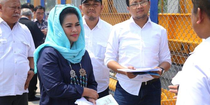 Puti Janji Optimalkan Bendungan Gerak Sembayat Guntur Soekarno Melihat Pembangunan