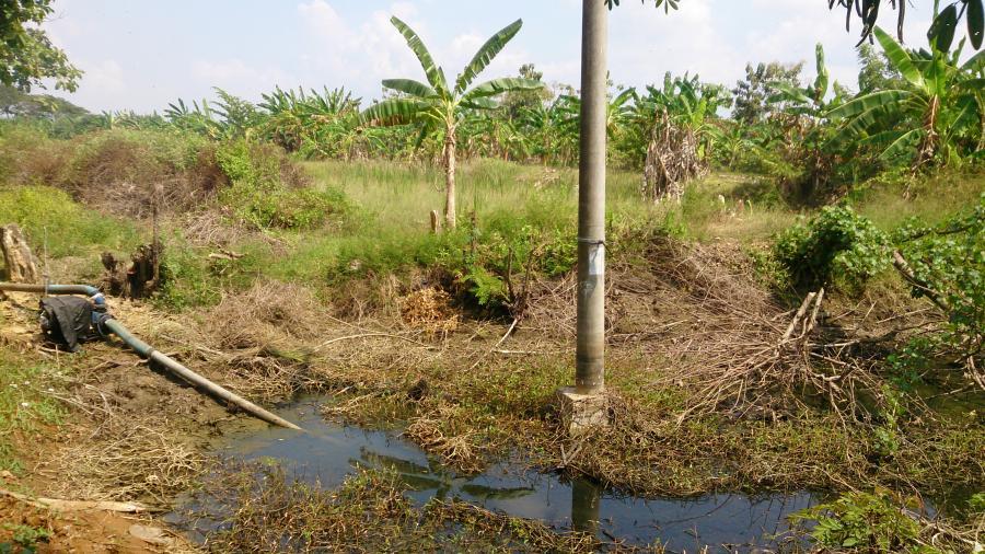 Tanah Gresik Sidomukti Dekat Bendungan Gerak Sembayat Dijual Bendung Kab