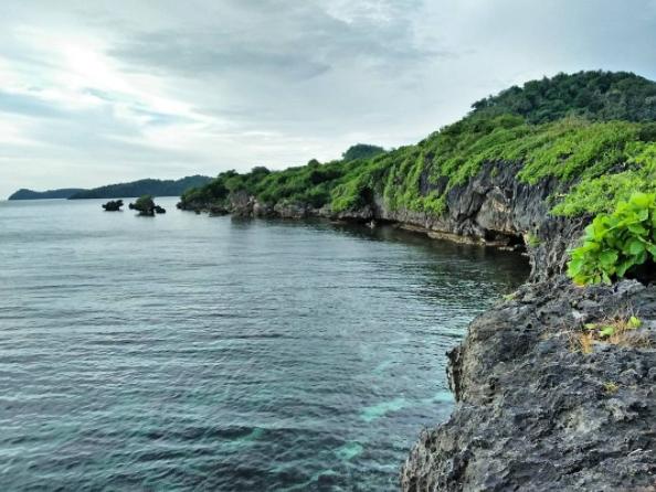 40 Tempat Wisata Gresik Memukau Pengunjung Tanjung Gaang Bukit Awan