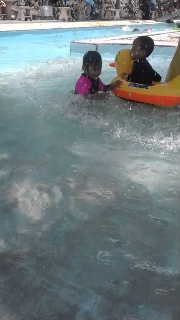 Bukit Awan Gresik Jatim Youtube Waterpark Kab