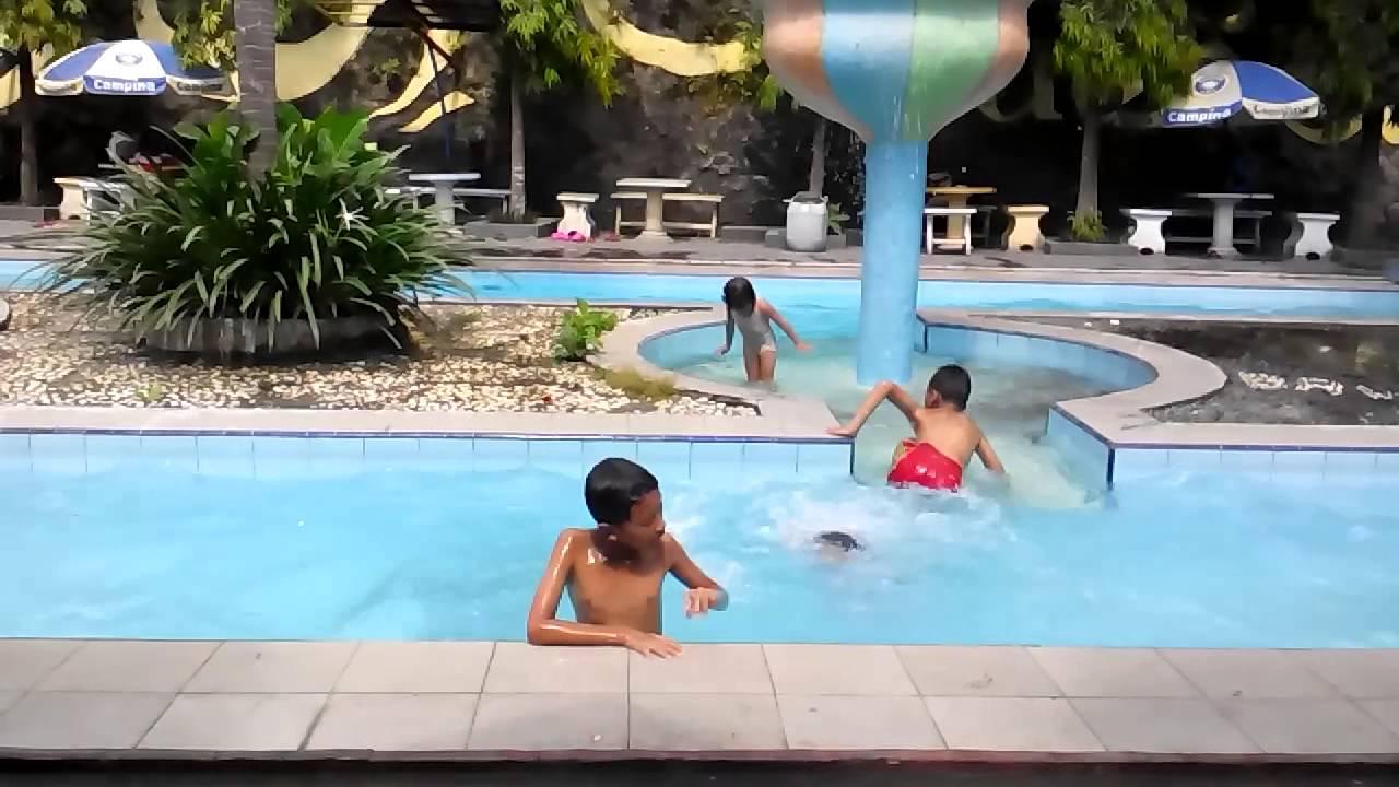 Bukit Awan Pool Youtube Waterpark Gresik Kab