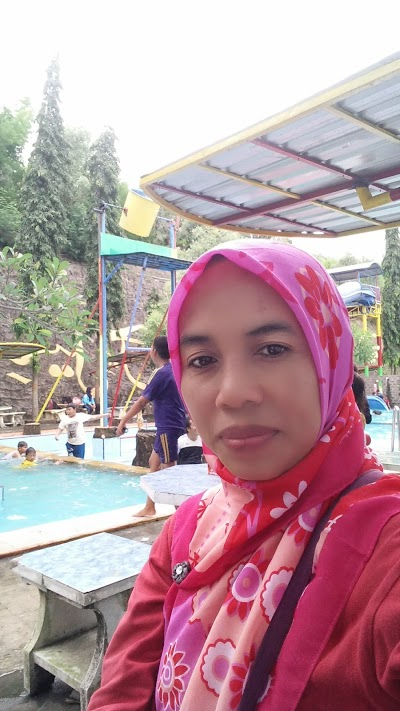 Bukit Awan Water Park Jawa Timur Waterpark Gresik Kab