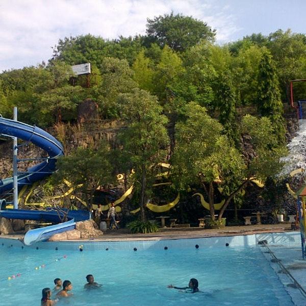 Bukit Awan Water Park Pool Gresik Waterpark Kab