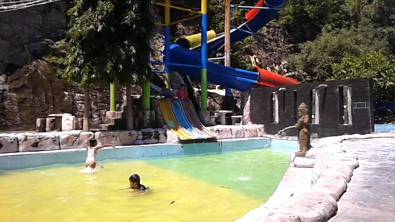 Ragha Bukit Awan Kolam 3 Warna Youtube Waterpark Gresik Kab