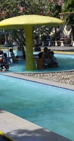 Tempat Wisata Gresik Obyek Rekreasi Bukit Awan Water Park Menjadi