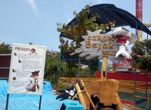 Wahana Lokasi Wisata Bajak Laut Gresik Destinasi Keluarga Menyenangkan Bukit