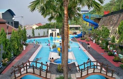 40 Tempat Wisata Gresik Memukau Pengunjung Bukit Awan Waterpark Water