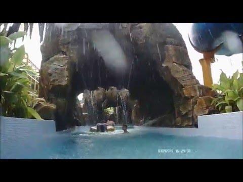 Dynasty Water World Gresik Mandi Busa Youtube Kab