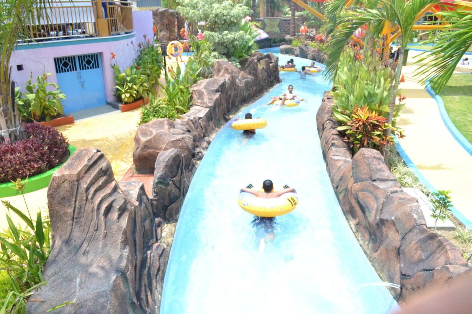 Grand Opening Dynasty Water World Tepat Hari Air Sedunia Hut