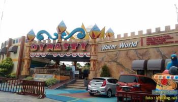 Harga Tiket Masuk Dynasty Water World Gkb Gresik 2016 Terbaru