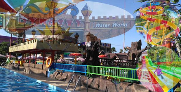 Harga Tiket Masuk Dynasty Water World Gresik Terbaru 2018 Kab