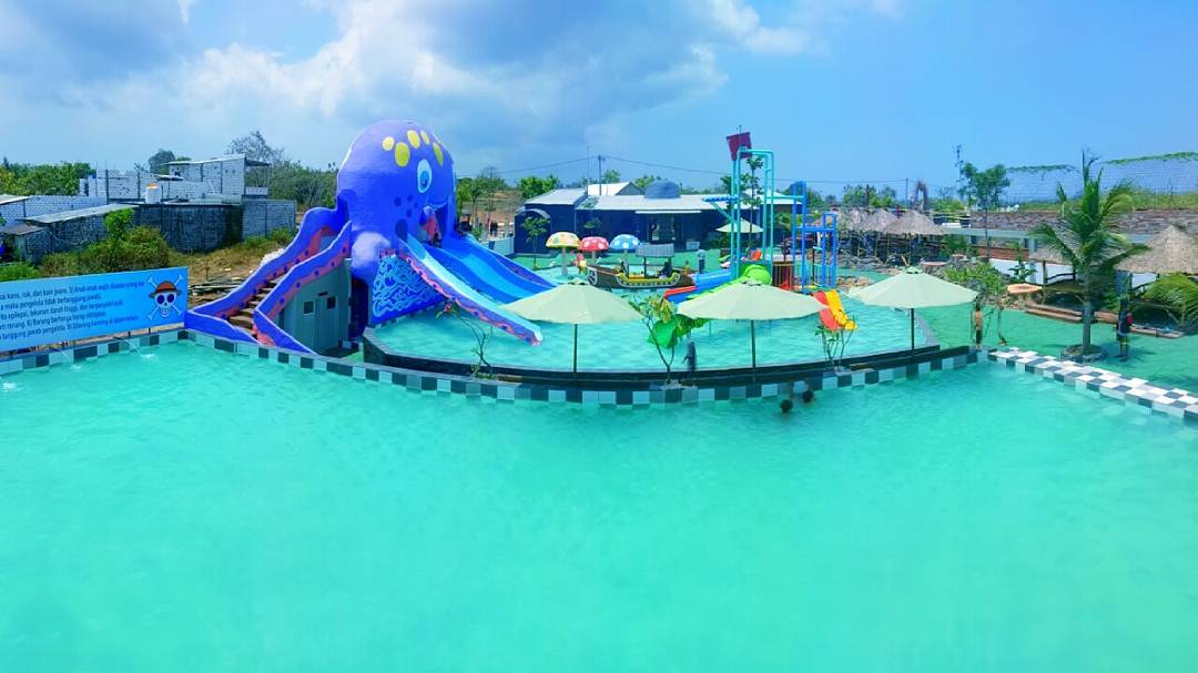 Lokasi Harga Tiket Masuk Wisata Bajak Laut Gresik Destinasi Liburan