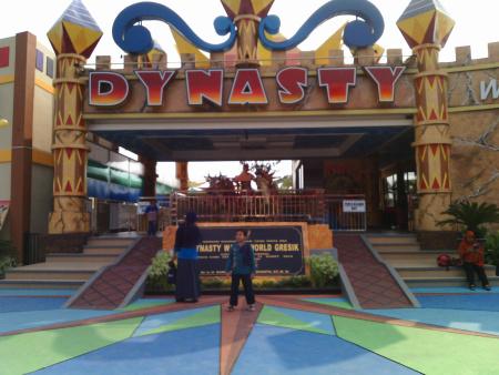 Review Dynasty Waterworld Gresik Wahana Harga Tiket Fasilitas Img20160324144144 Adik