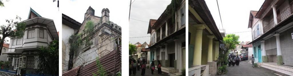 Arsitektur Kemasan Sebagai Representasi Status Sosial Masyarakat Hafidz 3 Kampung