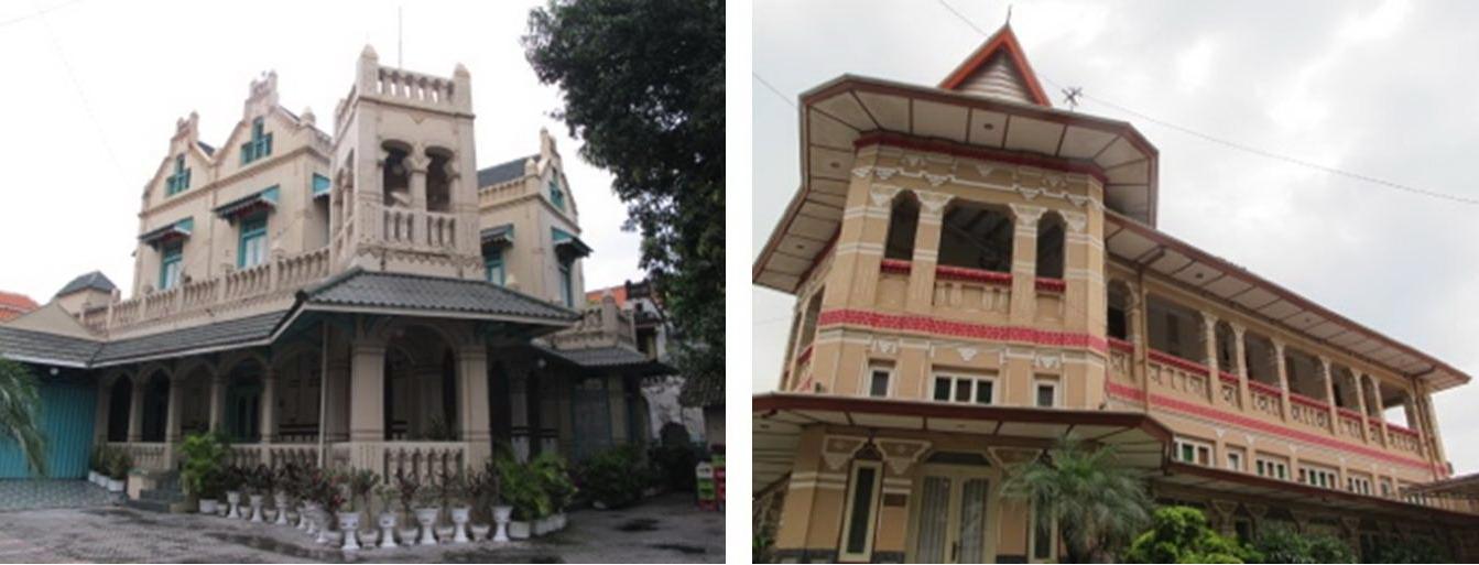 Arsitektur Kemasan Sebagai Representasi Status Sosial Masyarakat Kampung Gresik Iplbi