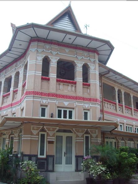 Ayo Nostalgia Kampung Kemasan Gresik Doyan Piknik Banget Warisan Budaya